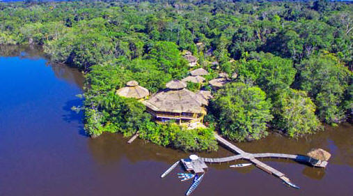 Tours to the Amazon